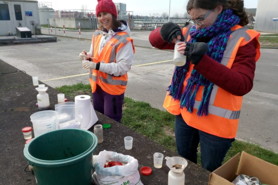 A2 – Tilburg WRRF – Monitoring campaign