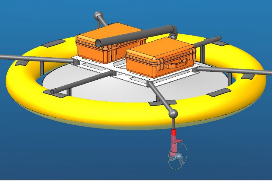 B1 – Lessdrone design completed