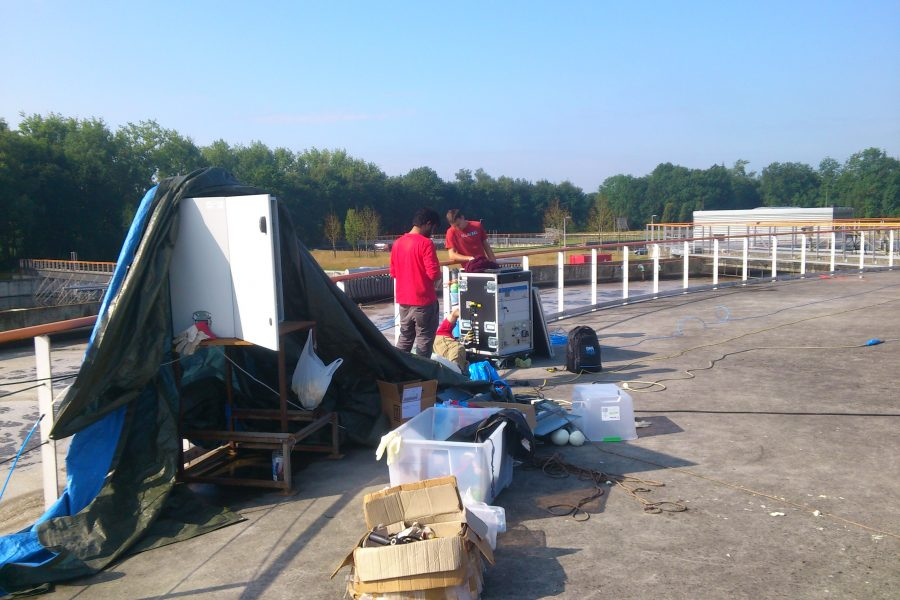 A2 – Eindhoven WRRF – Monitoring campaign