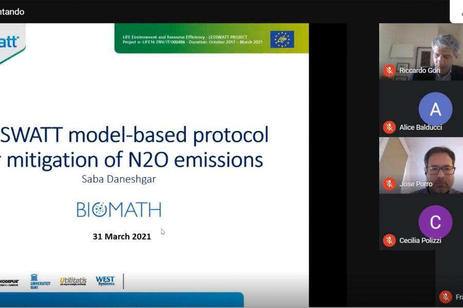 Webinar sull'analisi del rischio delle emissioni di gas serra